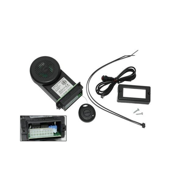 Alarmset Piaggio E-1  Zonder Backup-stroom