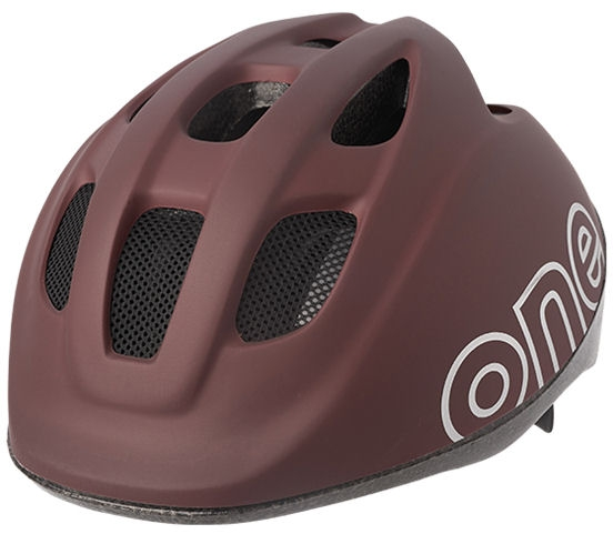 Fietshelm One - Coffee Brown - Maat XS (46-53cm)