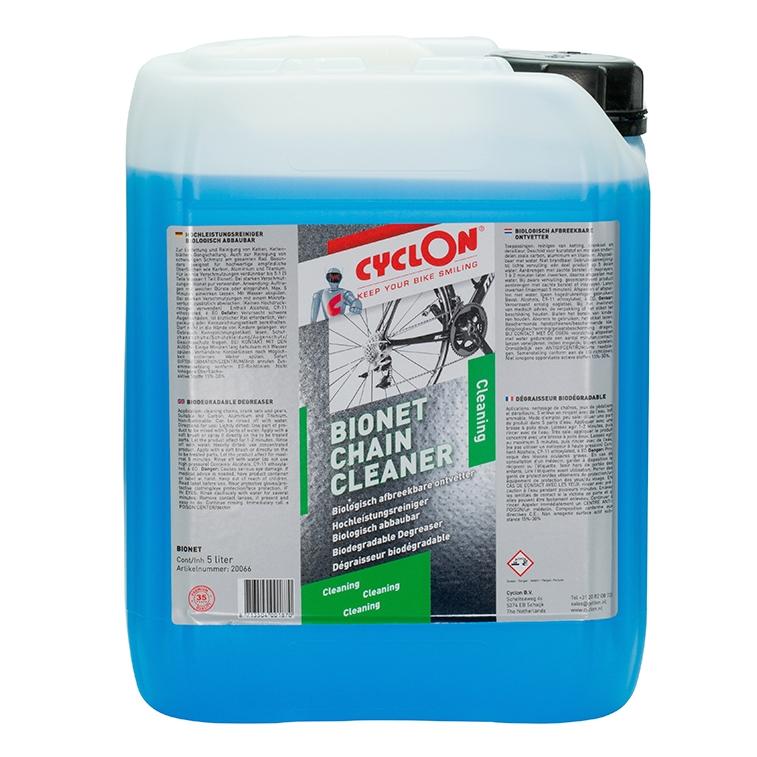 Cyclon Bionet Chain Cleaner - 5 liter