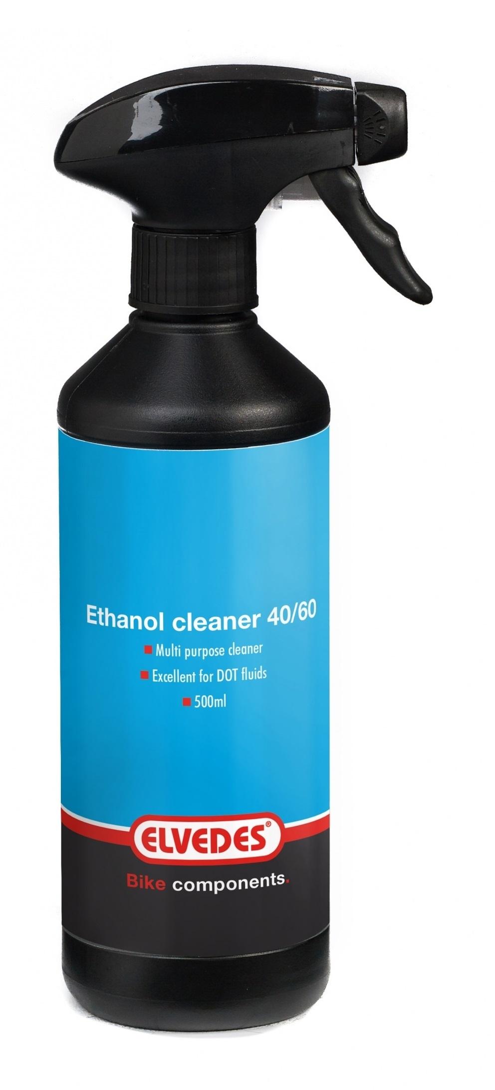 Elvedes ethanol cleaner 40/60 spray (500 ml)