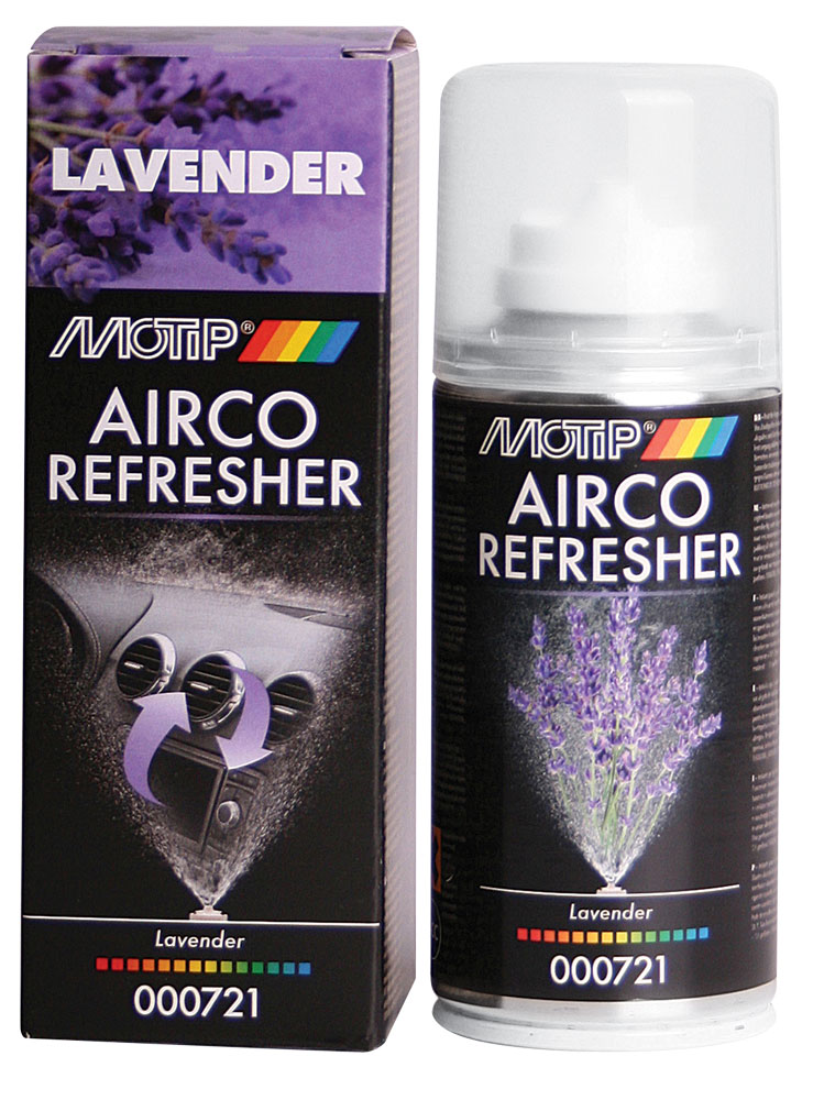 Airco Refresher MOTIP 150ml Lavender