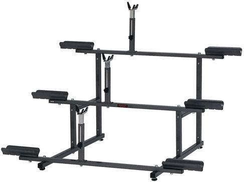 Displaystandaard Minoura 971-3, 3-traps