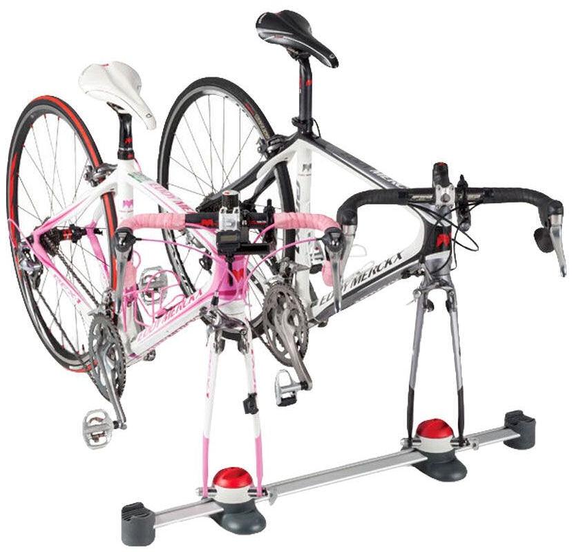 Fietsendrager Minoura Vergo-TF2 voor twee fietsen