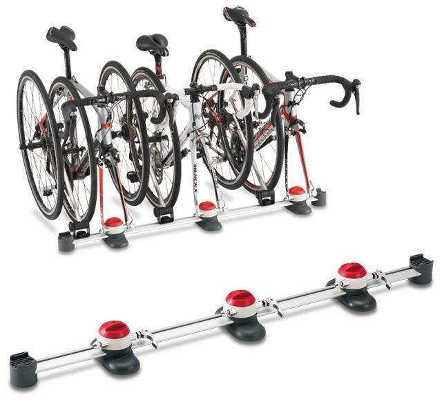 Fietsendrager Minoura Vergo-TF3 voor drie fietsen