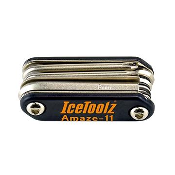 Multitool IceToolz 95A5 Amaze 11 (11 delig)