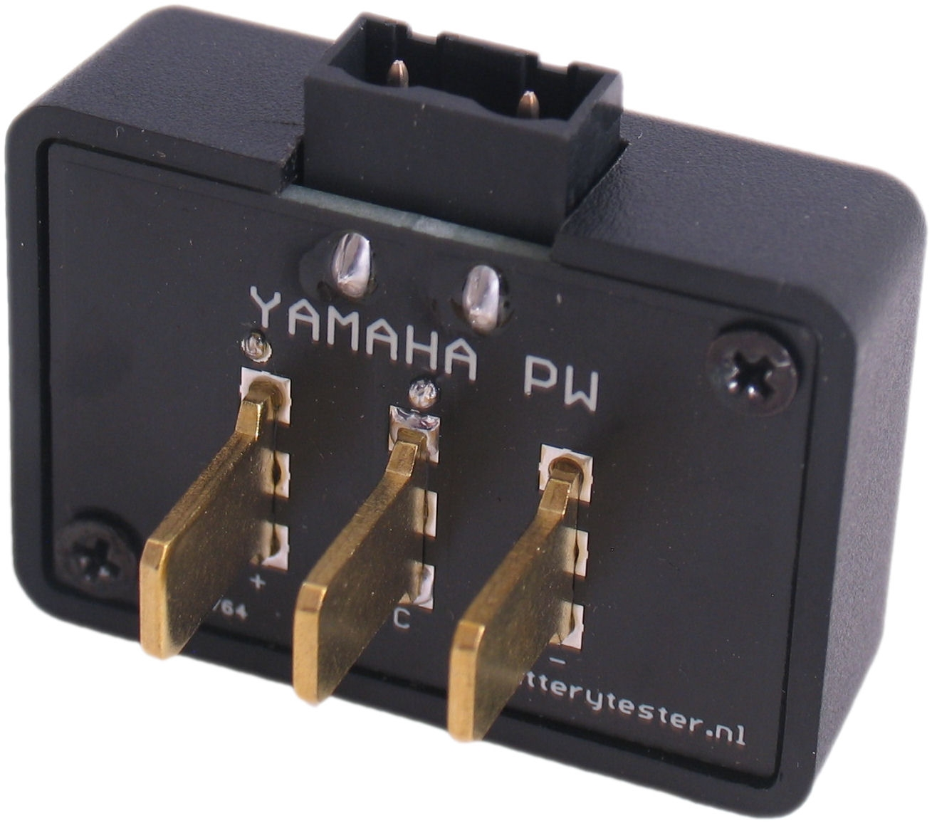 Adapter Batterytester voor Yamaha PW system (36V)