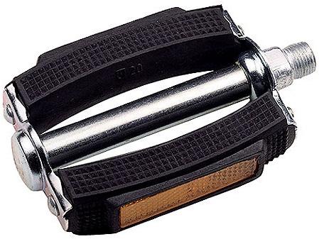 Pedalen 687H Classic PVC - zwart