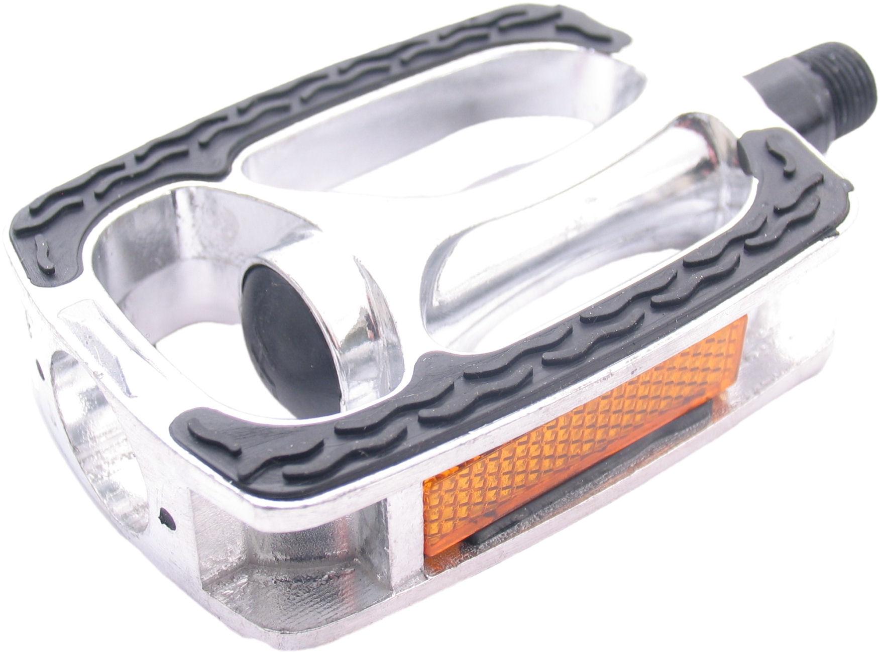 Fietspedalen Edge Trekking Comfort - aluminium
