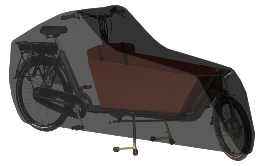 Bakfietshoes DS-Covers Cargo 2-wiel