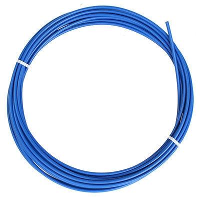 Buitenkabel ø5mm - Derailleur - blauw (7,5 meter)