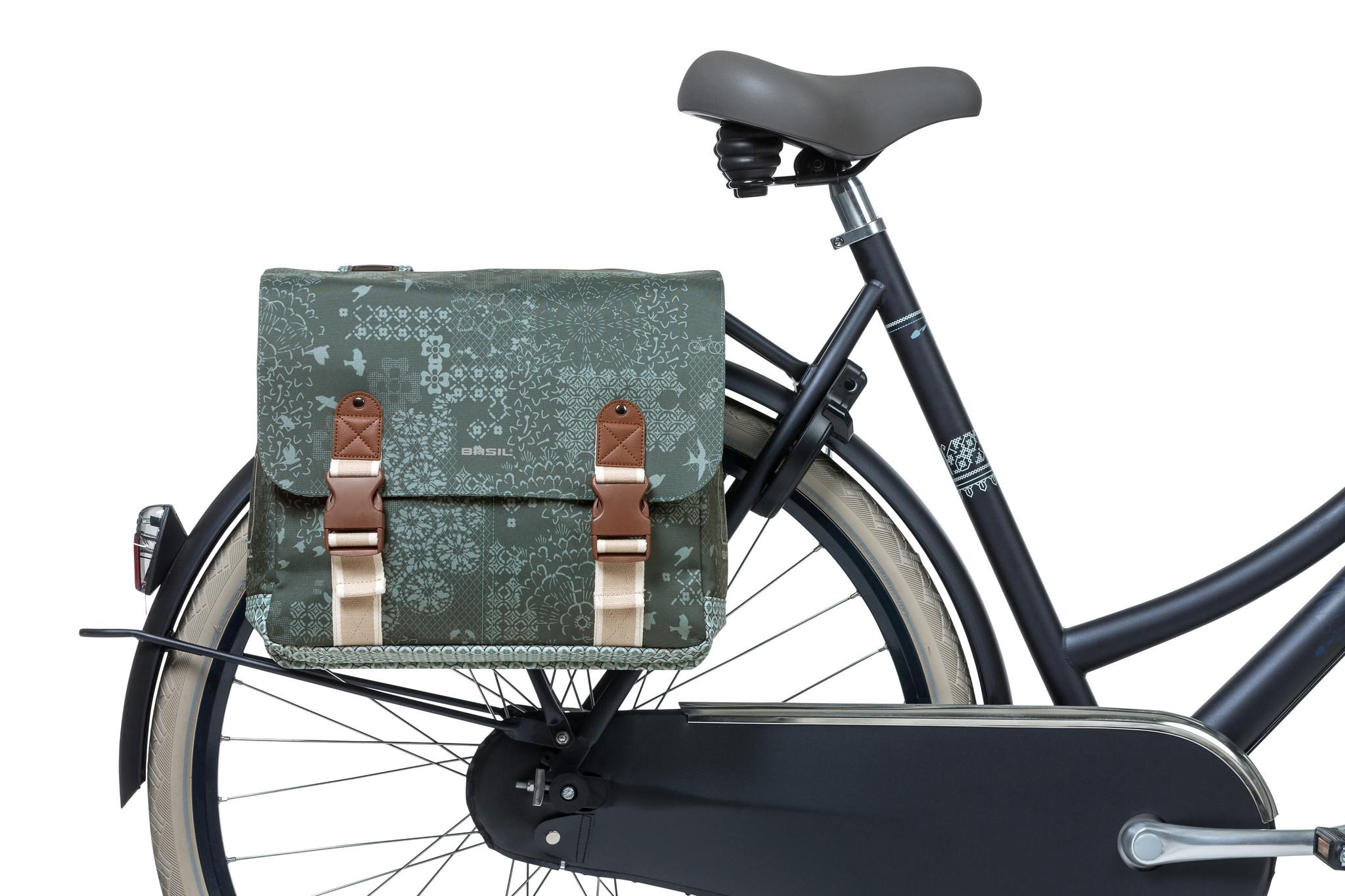 Dubbele fietstas Bohème Carry All - 35 liter -