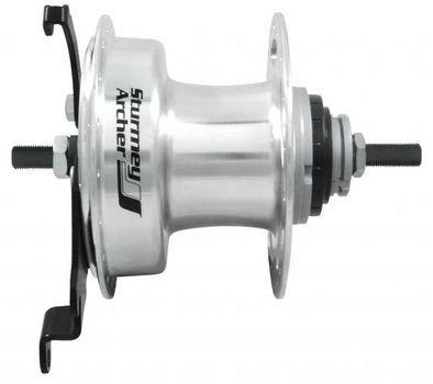 Achternaaf XL-RD3 3-speed Trommelremnaaf - 90mm -