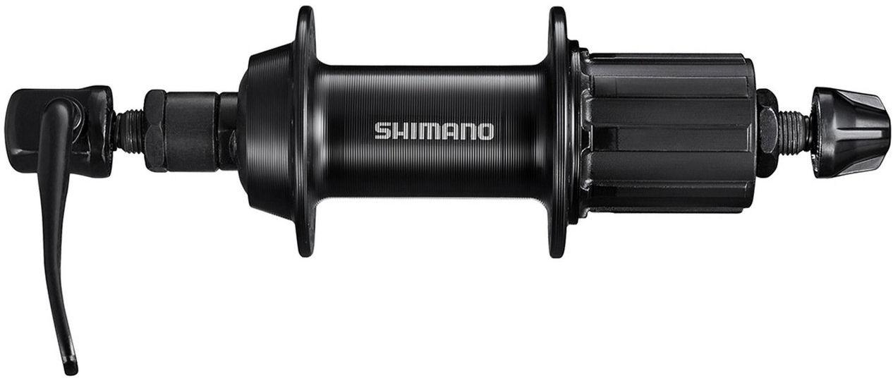 Achternaaf FH-TX500 8/9 speed QR 36 gaats - zwart