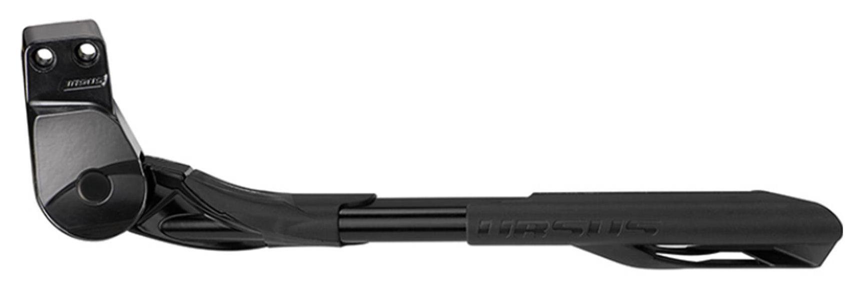Achterstandaard Ursus Wave met 18 mm plaat - zwart