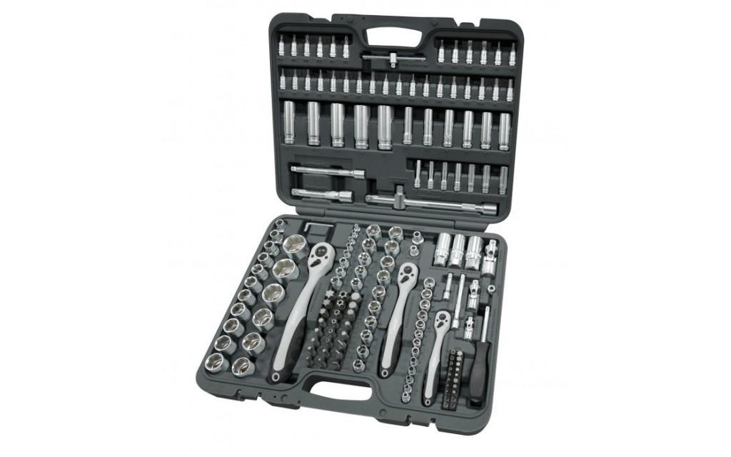 """Doppenset Boxo Tools BC031-172 1/4"""", 3/8"""" en 1/2"""" combinatieset (172 delig)"""