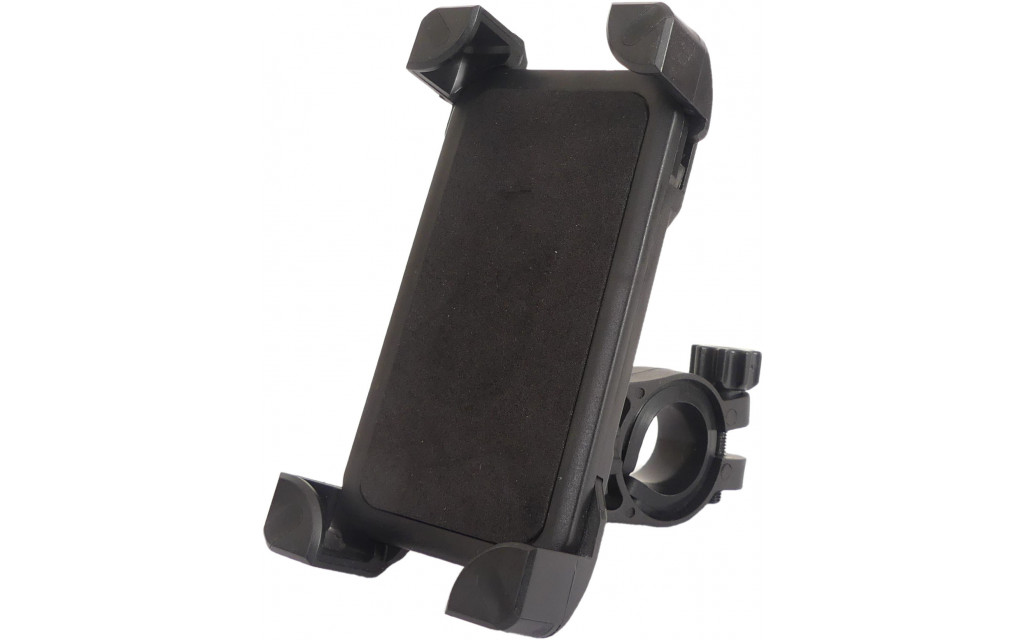 Telefoonhouder Edge EZ Grip - zwart