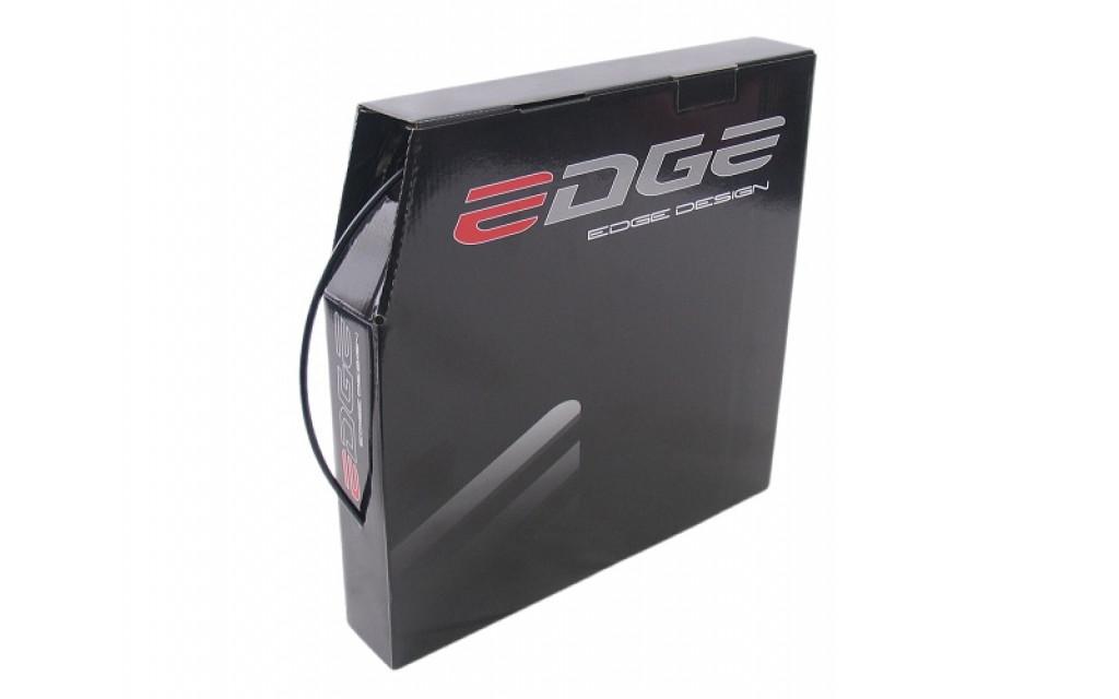 Rem Buitenkabel Edge met voering  ø5mm - 50 meter - Zwart