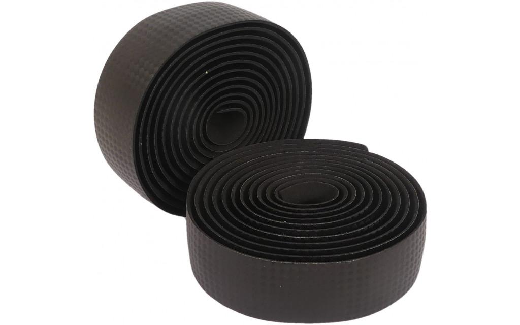 Stuurlint Edge - carbon zwart