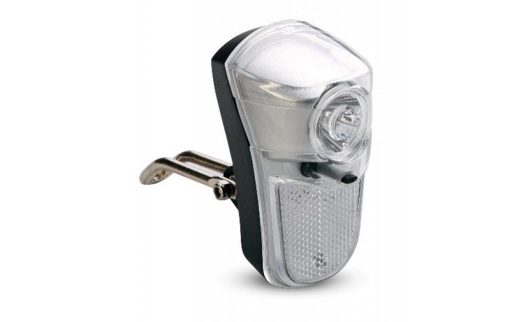 Koplamp Edge Mobile - 1 led - Inclusief batterijen (blister verpakt)