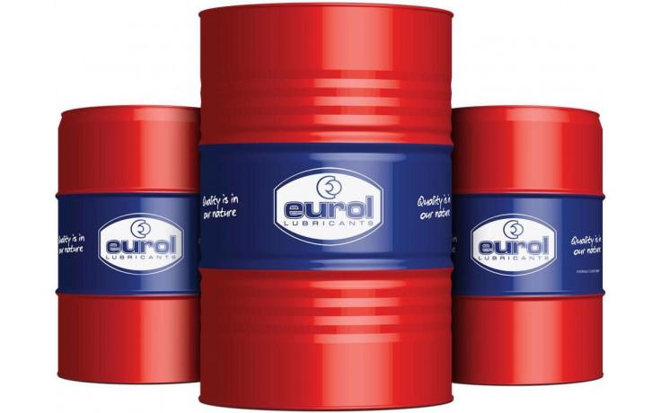 Olie Eurol 10W40 Turbocat (60 liter vat)
