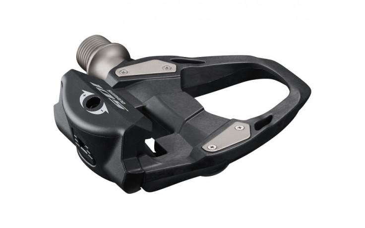 Pedaalset Shimano 105 SPD-SL PD-R7000 met schoenplaatjes SM-SH11 - carbon