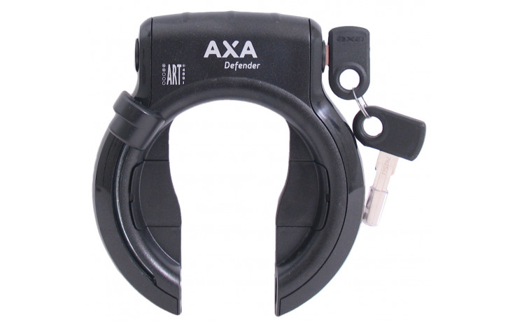 Ringslot Axa Defender - zwart (werkplaatsverpakking)