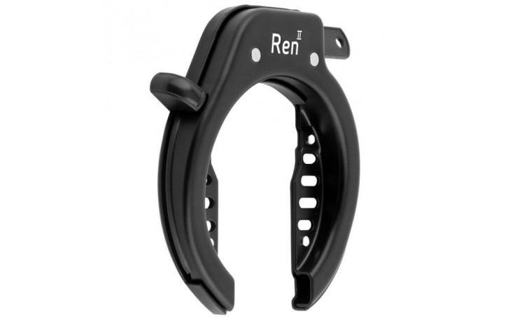 Ringslot Axa Ren2 - zwart (werkplaatsverpakking)