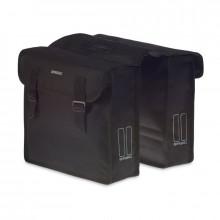 Double Bike Bag BASIL Mara - Black