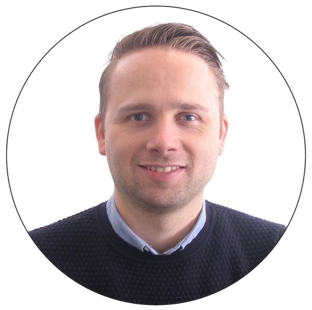 Nieuwe accountmanager: Youri Kusters